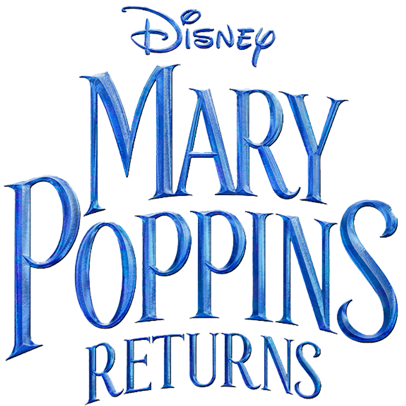 Mary Poppins Returns hits theaters December 25, 2018.