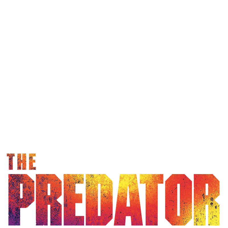 The Predator movie debuted a new poster at San Diego Comic-Con.