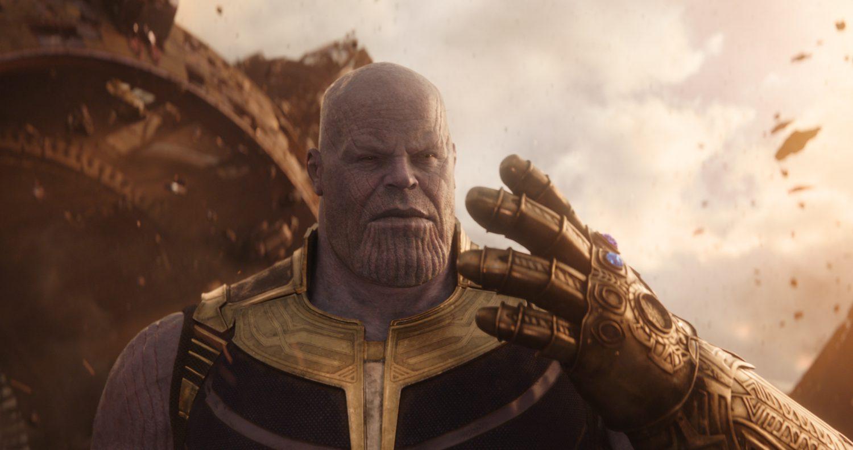Marvel Studios' AVENGERS: INFINITY WAR..Thanos (Josh Brolin)..Photo: Film Frame..©Marvel Studios 201