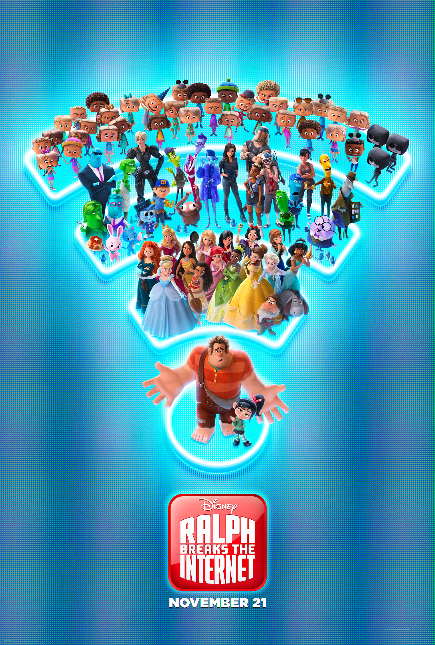 Sit down with the people responsible for Ralph Breaks the Internet.