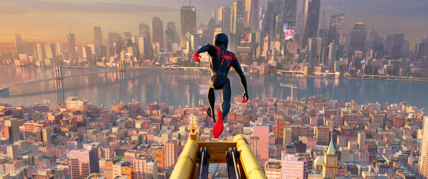 Head Into the Spider-Verse with a new Spider-Man trailer.