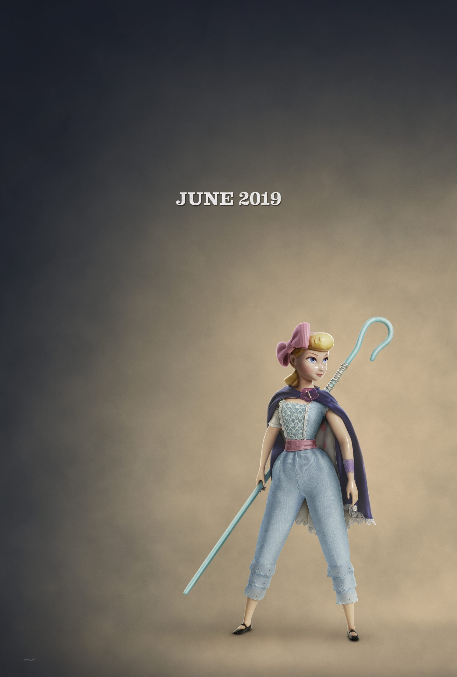 Annie Potts returns as the voice of Bo Peep in Toy Story 4.