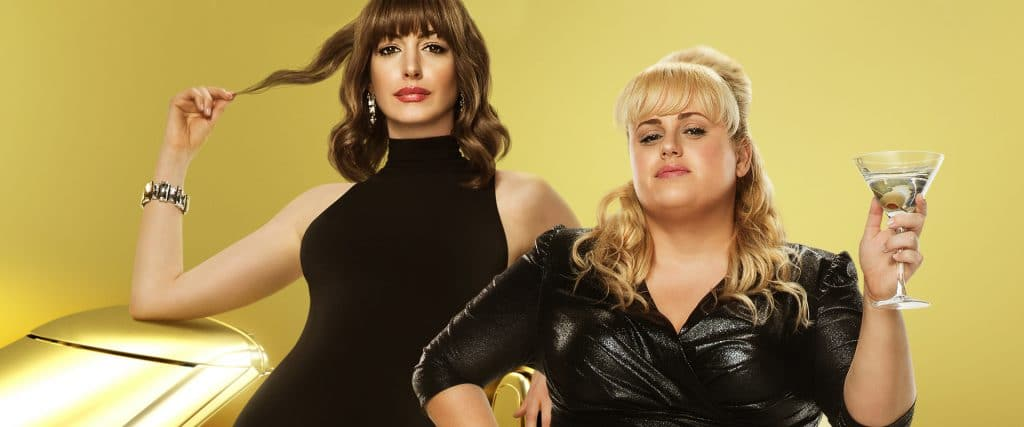 Anne Hathaway and Rebel Wilson are Dirty Rotten Scoundrels in the trailer for the upcoming movie remake, The Hustle.