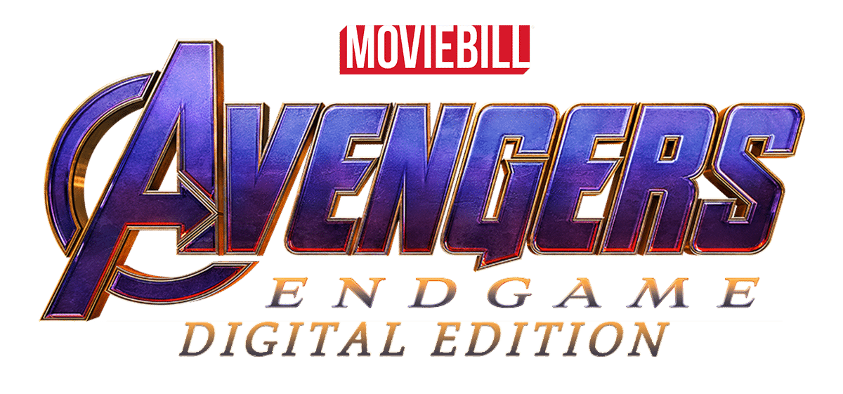 Moviebill Avengers Endgame Digital Edition Logo