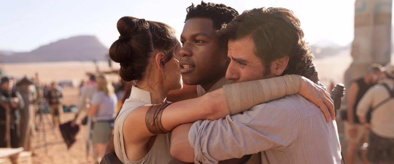 Star Wars: episode IX has complete principal photography.