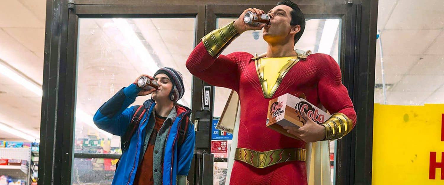 The Shazam movie has just revealed a new featurette.