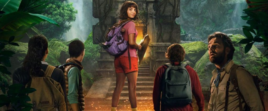 The dora the explorer movie trailer has arrived. Watch it here!