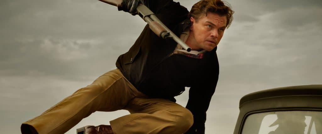Watch the trailer for Quentin Tarantino's Once Upon a Time in Hollywood movie.