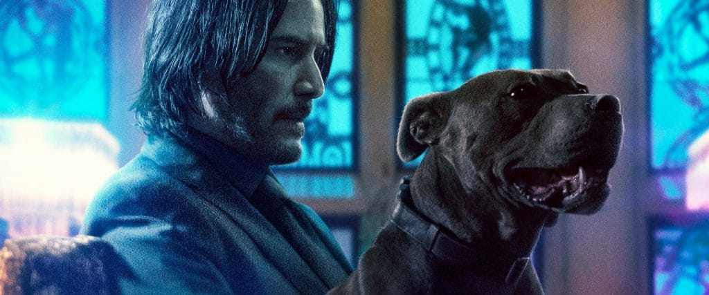 John Wick Chapter 3 parabellum is coming to theaters in May.