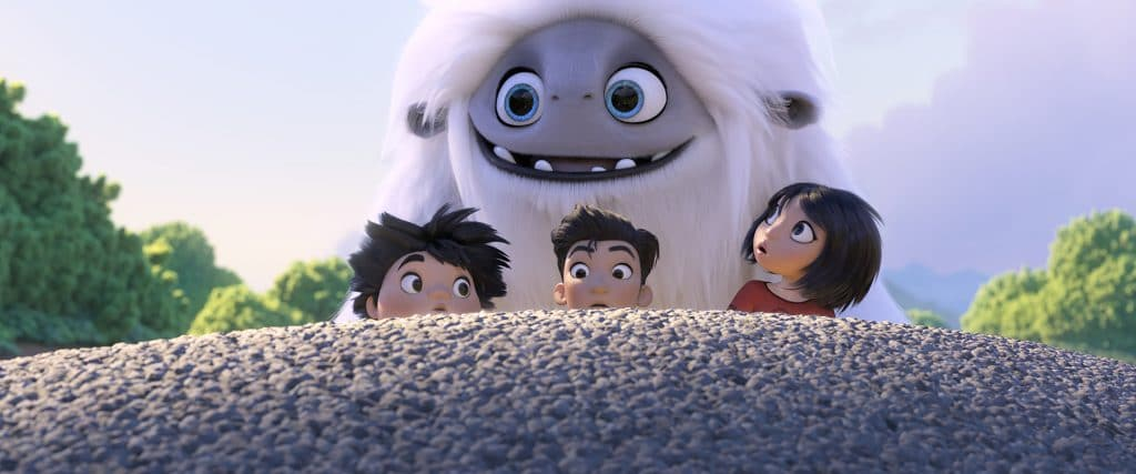 Watch the first trailer for the Abominable movie from DreamWorks Animation.