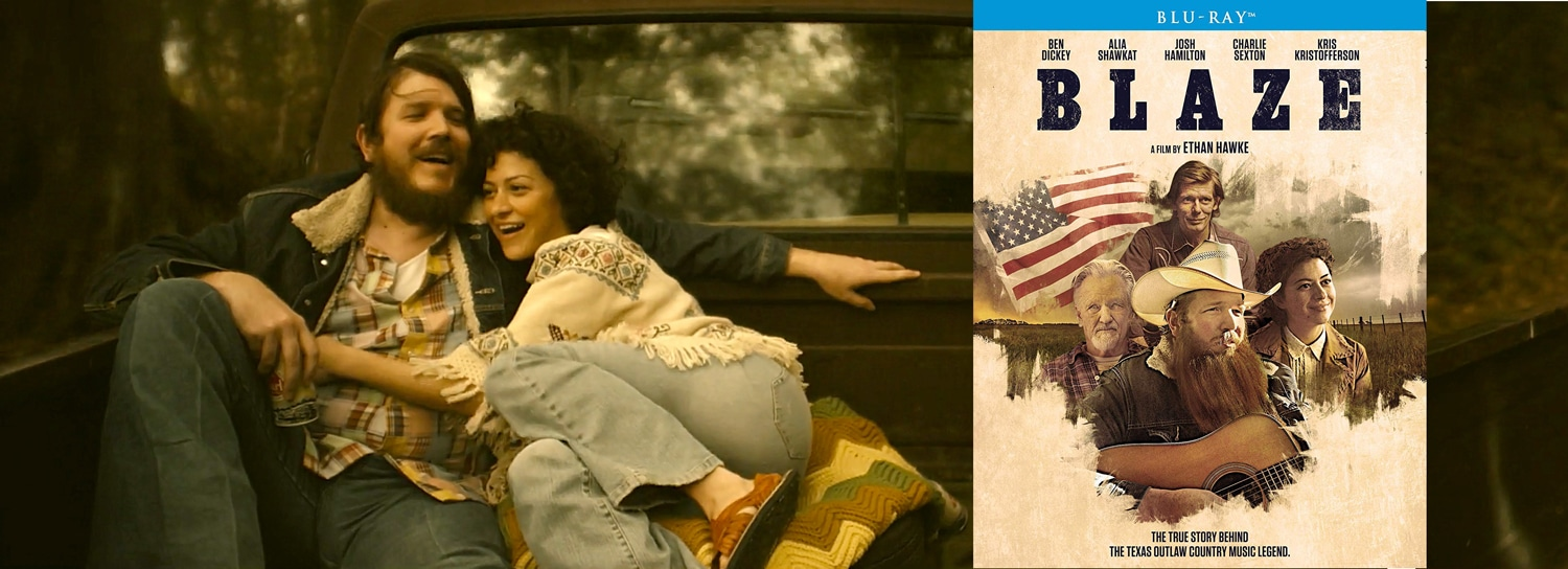 Ethan Hawke's Blaze comes to Blu-ray this week.