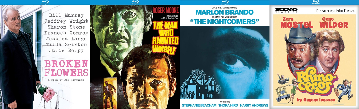 Lots of new titles arrive this week from the Kino Studio Classics line.