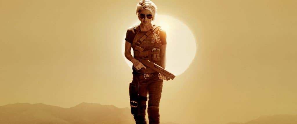 Linda Hamilton returns as Sarah Connor in the Terminator: Dark Fate trailer.
