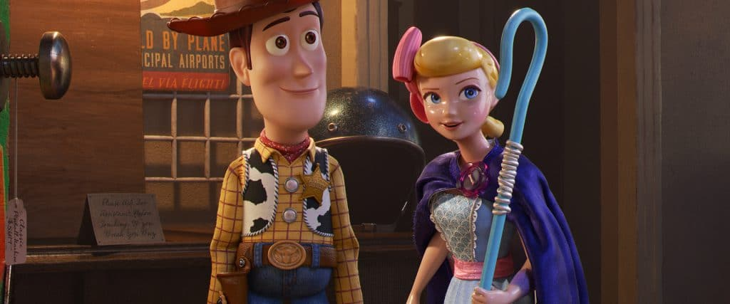 The toys are back in the final Toy Story 4 movie trailer.